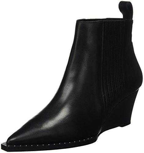Boots Black Chelsea Damen Exetta Clb Black GARDENIA COPENHAGEN XtxTII