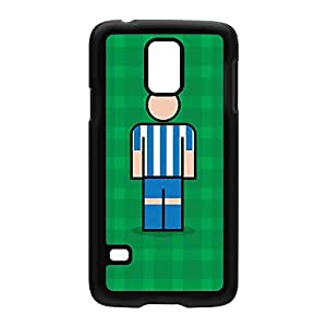 Berlin Black Hard Plastic Case for Samsung? Galaxy S5 by Blunt Football European + FREE Crystal Clear Screen Protector