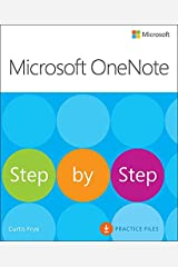 Microsoft OneNote Step by Step Kindle Edition