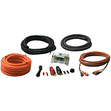 Quantum qak0anl Amp Kit de instalación con portafusibles ANL (calibre 0, 150 A ANL