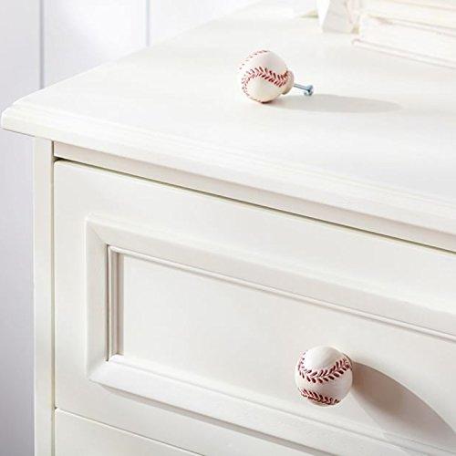 Buy baseball knobs for drawers