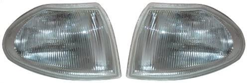 PAIR OF Front Indicator Lights//Lamps NEW from LSC