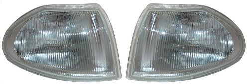 PAIR OF Front Indicator Lights/Lamps - NEW from LSC