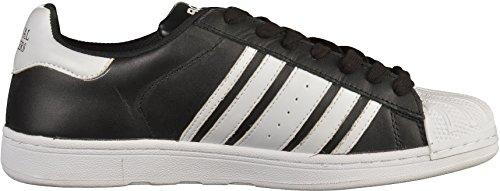 Femmes Boras Sneakers 3679 Blanc Noir IRqxnOwSv6