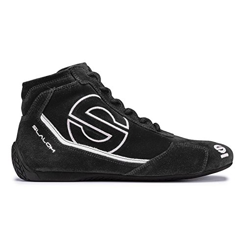 alom RB-3 Driving Shoes Black Size: 42 (US: 8-8.5 Mens) (Sparco Driving Shoes)