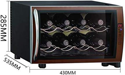 MU Nevera de Vino termoeléctrica pequeña - Humedad de Temperatura ...