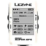LEZYNE Super GPS Special Edition Metallic White