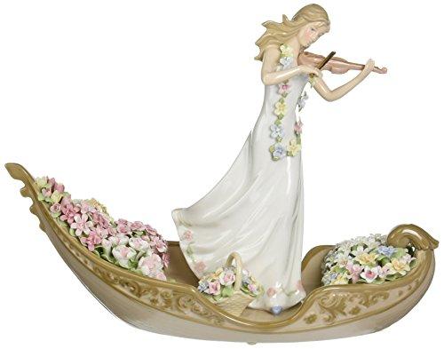Cosmos 96643 Flowering Inspiration Ceramic Figurine, 13-1/4-Inch