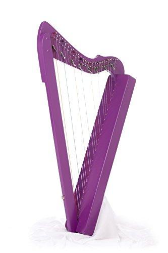 Rees Harps Sharpsicle Harp Purple by Harpsicle Harps