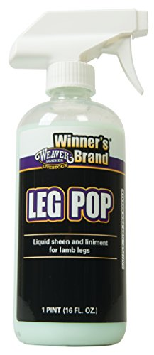 Weaver Leather Livestock Leg Pop
