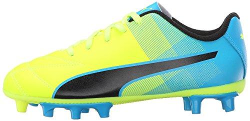 a2258217f PUMA Adreno II Fg Jr Soccer Shoe (Little Kid Big Kid)
