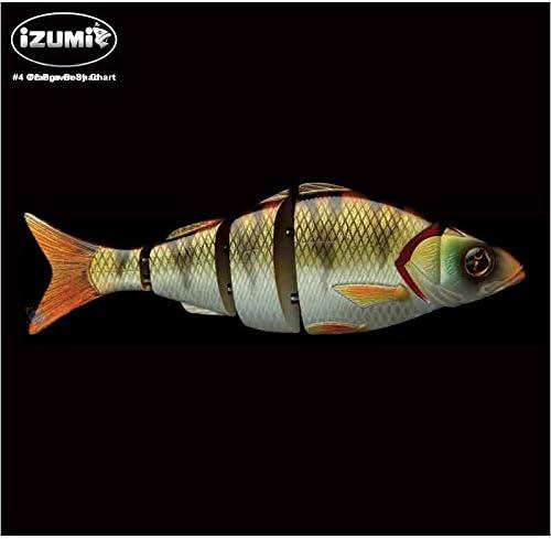 Izumi - Izumi Swimbait Shad Alive 120 FL - #2 120mm/ 23g/Floating ...