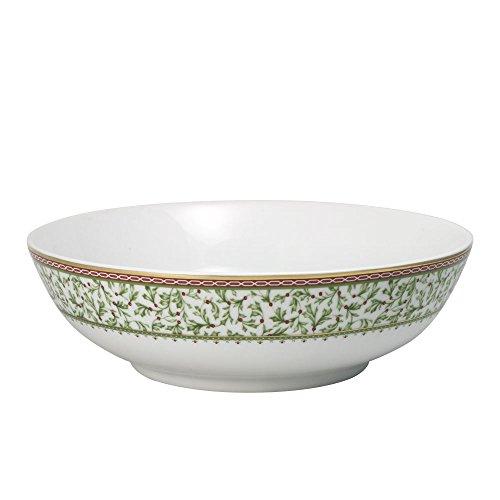 - Mikasa Holiday Traditions Vegetable Bowl