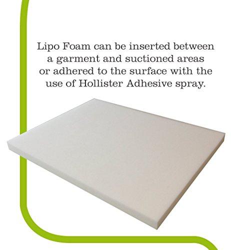 Lipo-Foam-Individual-Sheet-8x11in-After-Surgery-Liposuction-Medical-Grade-Flexible