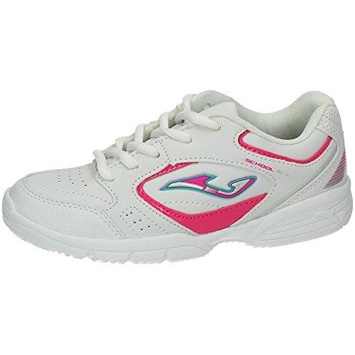 Joma , Damen Hallen & Fitnessschuhe Weiß / Rosa