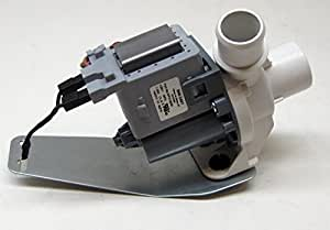 er-wh23X 10030para GE General Electric Lavadora Arandela Bomba de desagüe Motor, Modelo: erwh23X 10030, Tools & hardware Store