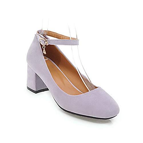 35 Zeppa Sandali Donna BalaMasa Viola con Purple EU APL10426 7qzawAp