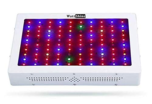 Led Grow Light 1000W, Full Spectrum 12 Band Grow Lights Double Chips Growing Lamps with UV & IR for Indoor Plants Greenhouse Hydroponic Veg and Flower