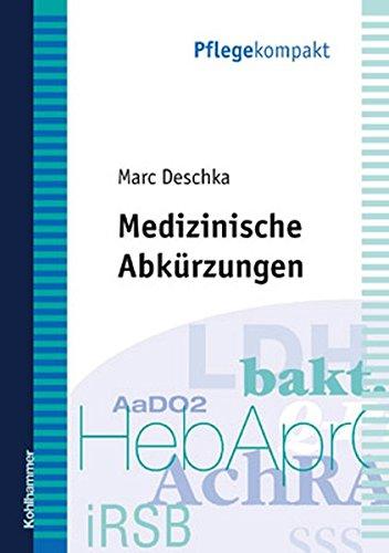 Medizinische Abkürzungen