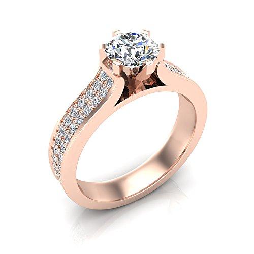 0.85 Ct Tw Diamond - 6