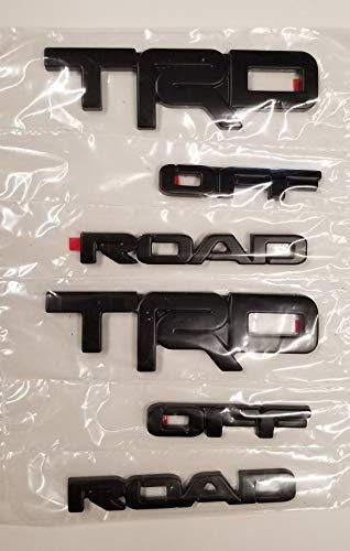 Toyota 00016-89707 - 4r Trd Off Rd - Overlays 4