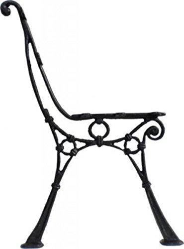 2 Stücke Bankfüße aus Gusseisen Gartenbank Bankfuesse Gartenmöbel Sitzbank