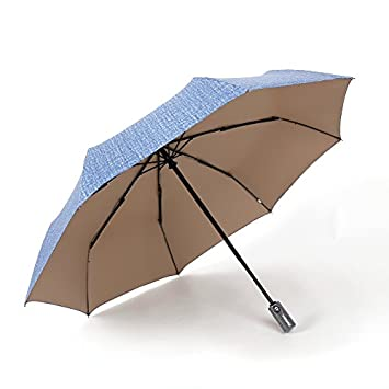 zj paraguas antiarrugas serie paraguas resistente al viento ...