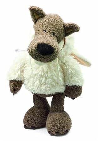 NICI 27821 - Lobo de peluche vestido de oveja (25 cm)
