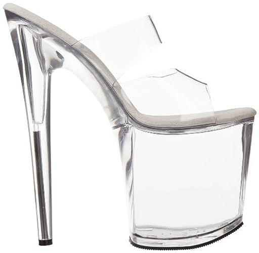 Pleaser 802 Piattaforma Fenicottero Sandalo Donna Xq0FxqIzw