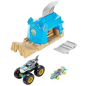 Hot Wheels Monster Trucks Shark...