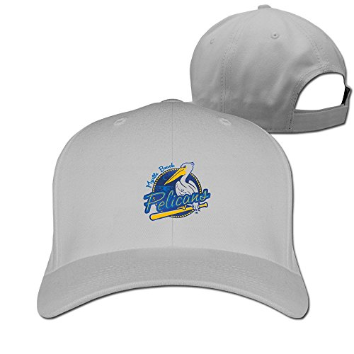 Baseball 2016 Myrtle Beach Pelicans Baseball Snapback Cap - Myrtle Shops At Beach