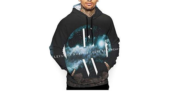 Ysahcj Carnifex Mens Hoodie Sweatshirt Black