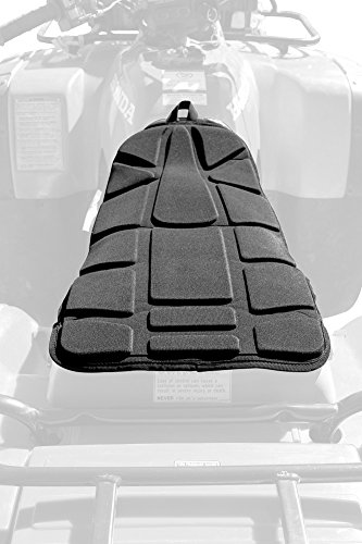 Outlaw Utility - Universal Waterproof ATV Seat Pad - Padded Seat Protector - Universal Seat Cover for Utility Quads - ATV's - 1 Year Warranty- ATV Accessories/Automotive Accessories - -