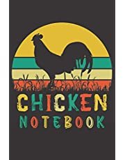 Chicken Notebook: Funny Chicken Notebook | Logbook for Animals Lovers | Cute Lines Journal | Lined paper For Pet Lover | For Journaling | Note Taking And Jotting Down Ideas | Cool Gift for Adults and Kids | Nice Christmas or Birthday Present