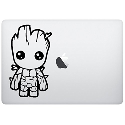 Sticker Decal With Comics Character Design  Computer Sticker  Laptop Sticker  Macbook Sticker  Ipad Sticker  Computer Decal  Laptop Decal  Ipad Decal  Cool Accessories For Laptop  Macbook  Ipad