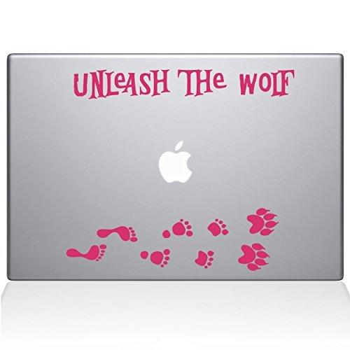 本物保証!  The Decal Guru Unleash The Werewolf newer) Macbook Decal Decal Vinyl [並行輸入品] Sticker - 13 Macbook Pro (2016 & newer) - Pink (1243-MAC-13X-BG) [並行輸入品] B0788MJNR9, SELECT SHOP LOWTEX:60342ea7 --- a0267596.xsph.ru