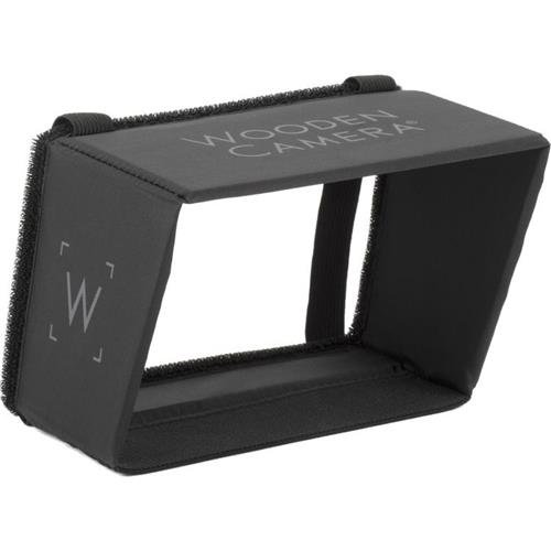 Wooden Camera 6 to 7'' LCD Sun Shade by Wooden Camera