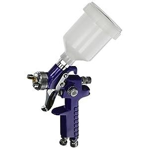 Neiko 31207A HVLP Mini Gravity Feed Air Spray Paint Gun | 125 CC Cup Capacity