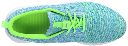 Roshe glcr One Electric Flyknit Fitness da Bl NIKE Lgn Ic Donna Scarpe Green Turchese Zq4wpnxd