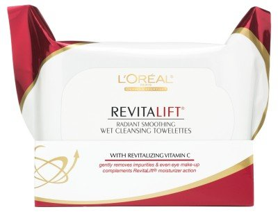 Loreal Revitalift Cleansing Towelettes Count product image