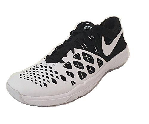 Nike Men's Train Speed 4 TB Training Shoes Black White 833259 011 (12)