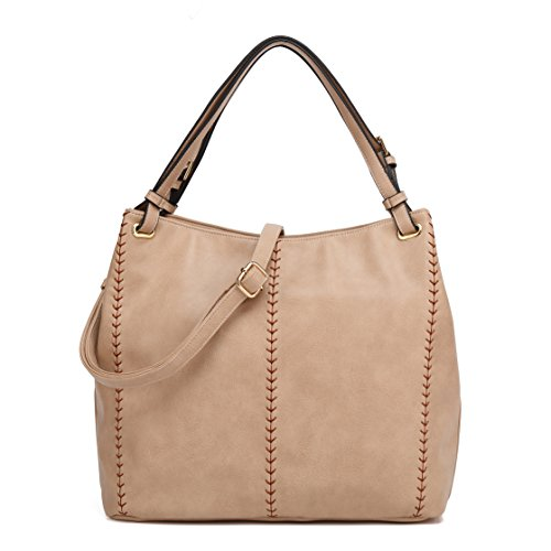 KISS GOLD(TM) Womens Top Handle Bags Hobo Shoul...