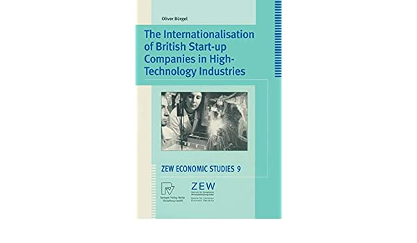 The Internationalisation of British Start-up Companies in High-Technology Industries