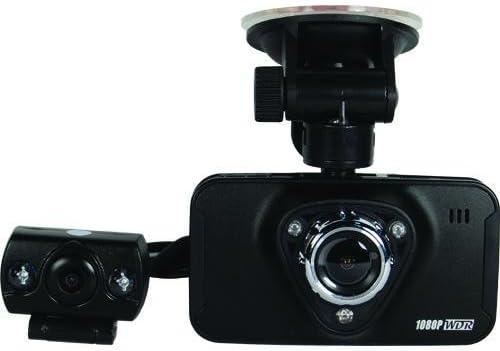 Mini 1080hdダッシュカメラ内蔵DVRとLCD画面