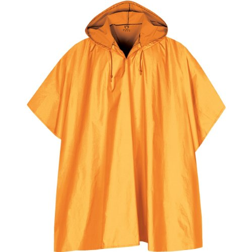 Stormtech Nylon Packable Rain Poncho. PCX-1 - One Size - Gold