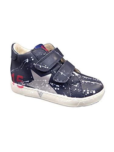 Modello Maschio Sneakers Blu Naturino Da Sportiva B7OpqWwZx