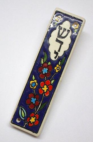 Mezuzah Ceramic - 3
