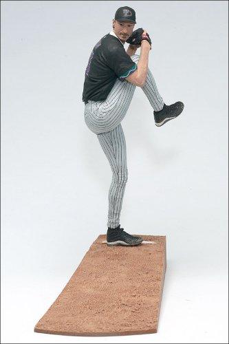 1 Sports Pick Mcfarlane Baseball (McFarlane Toys MLB Sports Picks Series 1 Action Figure Randy Johnson (Arizona Diamondbacks) Black Jersey)