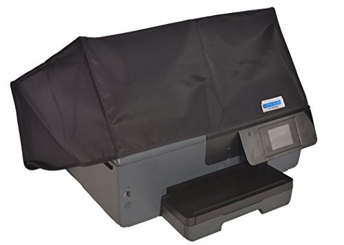 Comp Bind Technology Printer Dust Cover for Epson Workforce Pro WF-3720 Printer, Black Nylon Anti-Static Dust Cover by Comp Bind Technology - 16.7W ...