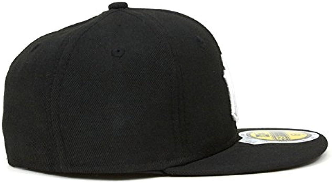 4c8eafcb86640 NEWERA KIDS 59FIFTY CAP NEW YORK YANKEES UNDERVISOR NEW YORK BLACK ニューエラ  キッズ キャップ ニューヨーク ヤンキース アンダーバイザー ブラック 帽子